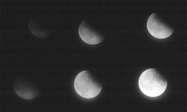 eclipse de lune du 3-4 avril 1996
